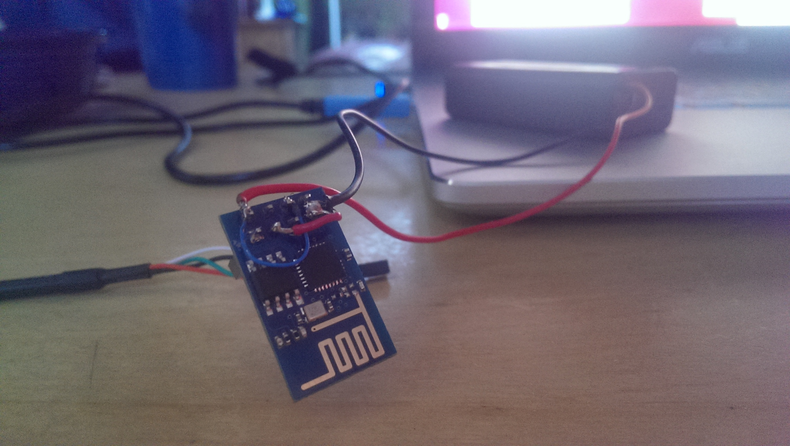 memcpy io | Building NodeMCU for the ESP8266