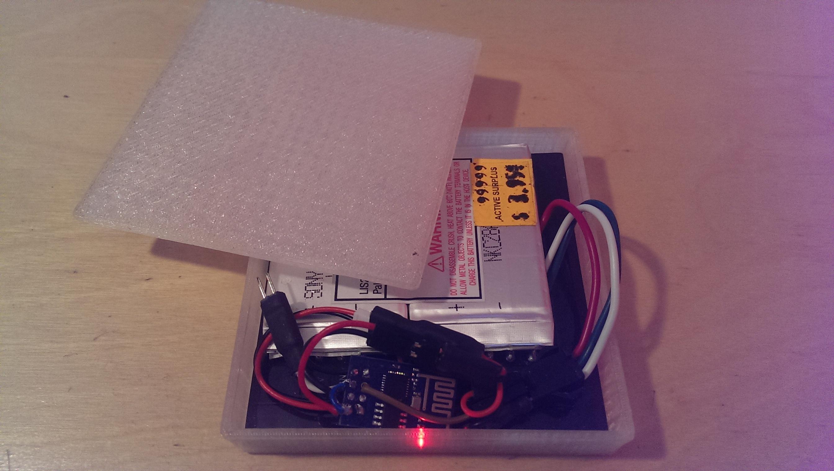 memcpy io   WS2812 LED Matrix